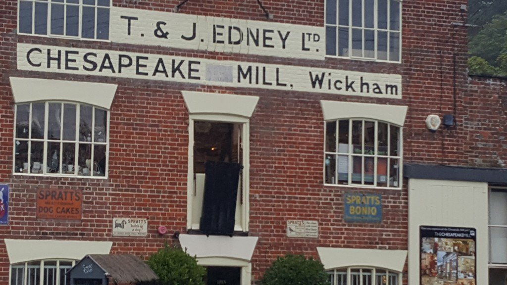 Chesapeake Mill